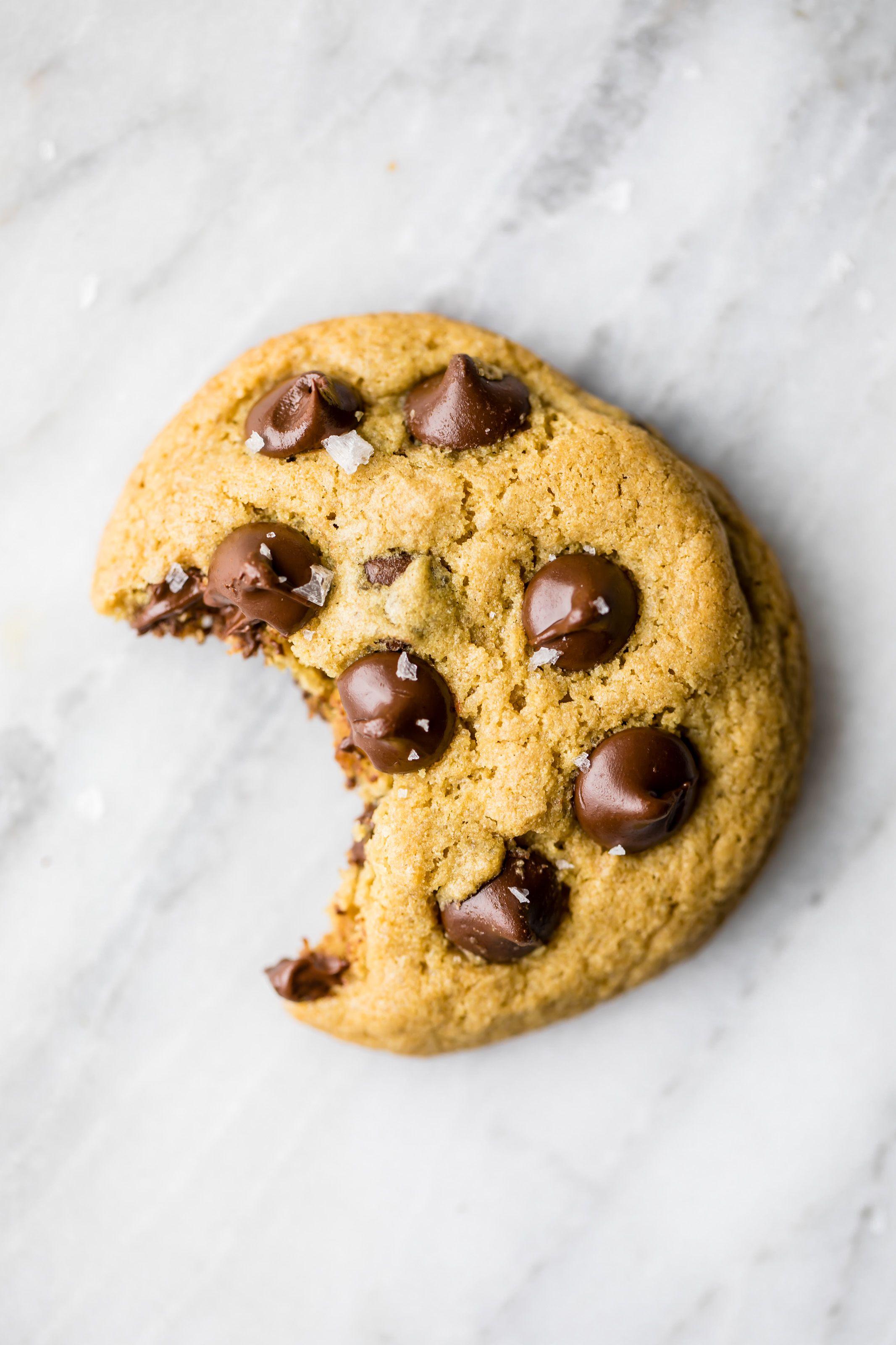 The Best Gluten Free Chocolate Chip Cookies Recipe Gluten Free