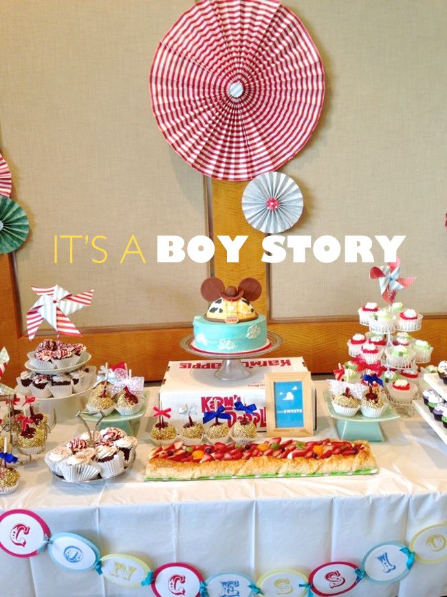 Feed My Sole: Toy Story Baby Shower... AHHH I LOVE THIS!!!!!! | Baby ...