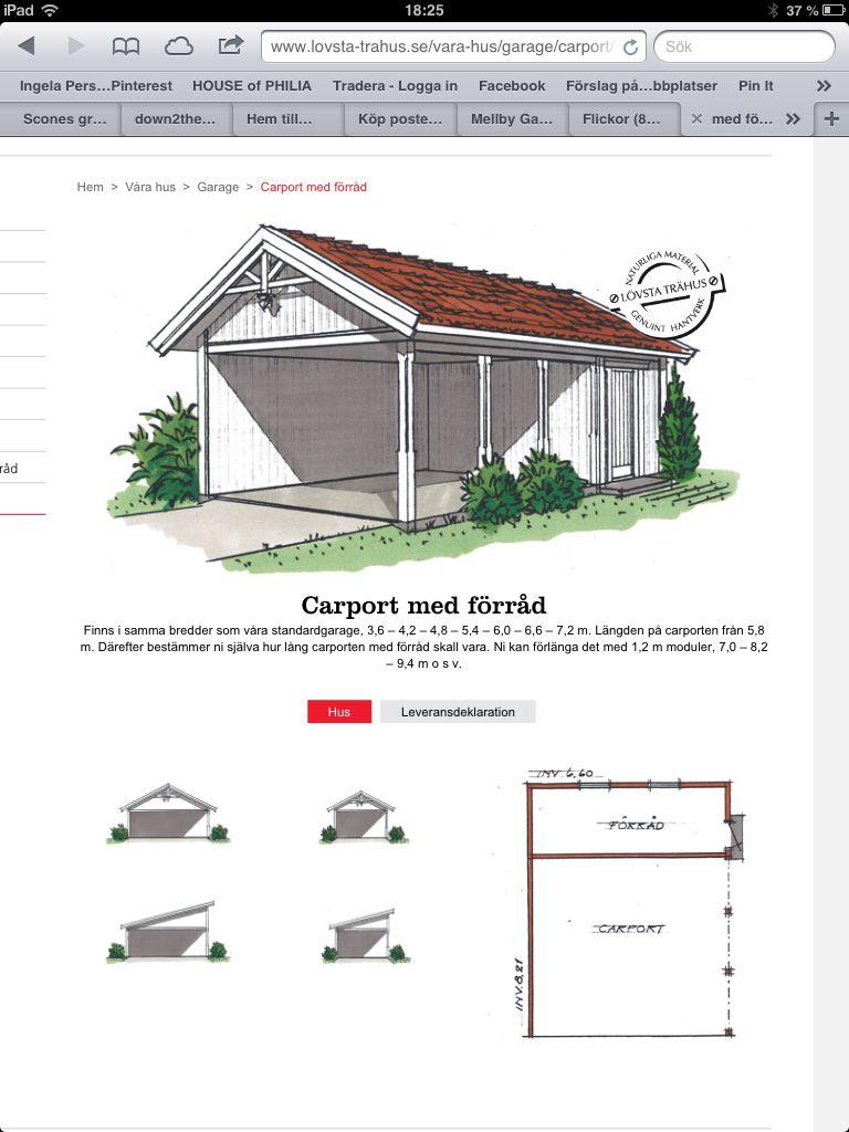 Carport | Garage/carport | Pinterest