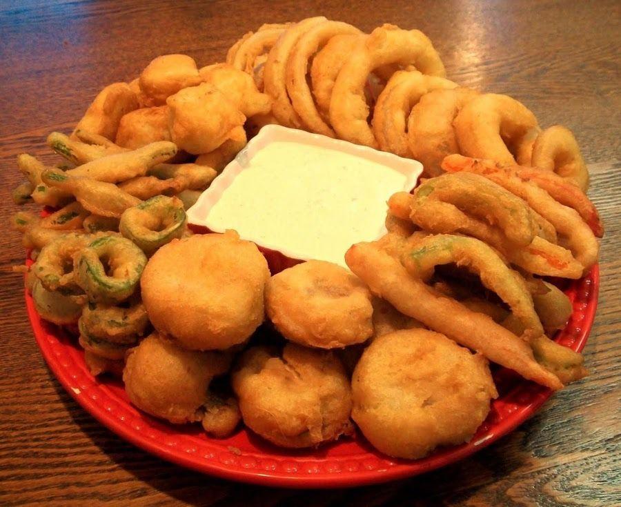 Deep Fried Vegetables Recipe Food Veggie Fries