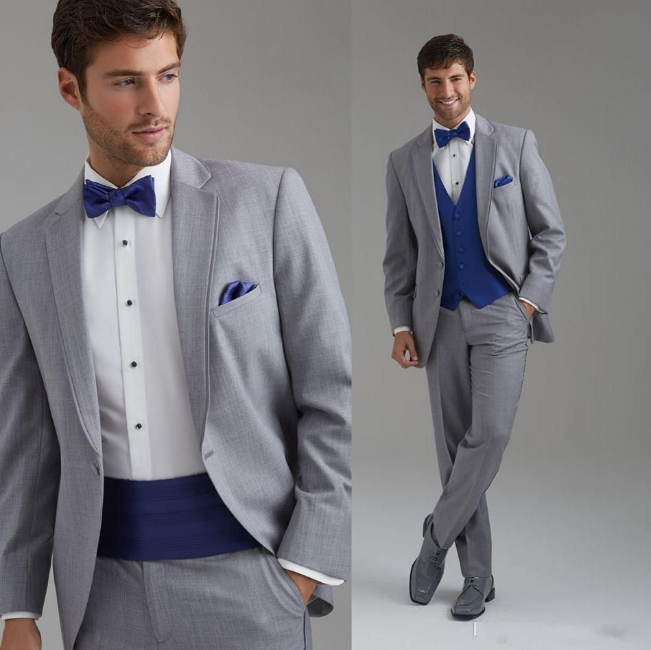 High Quality Custom Made Cheap Best Men Suits Bridegroom Suit ...