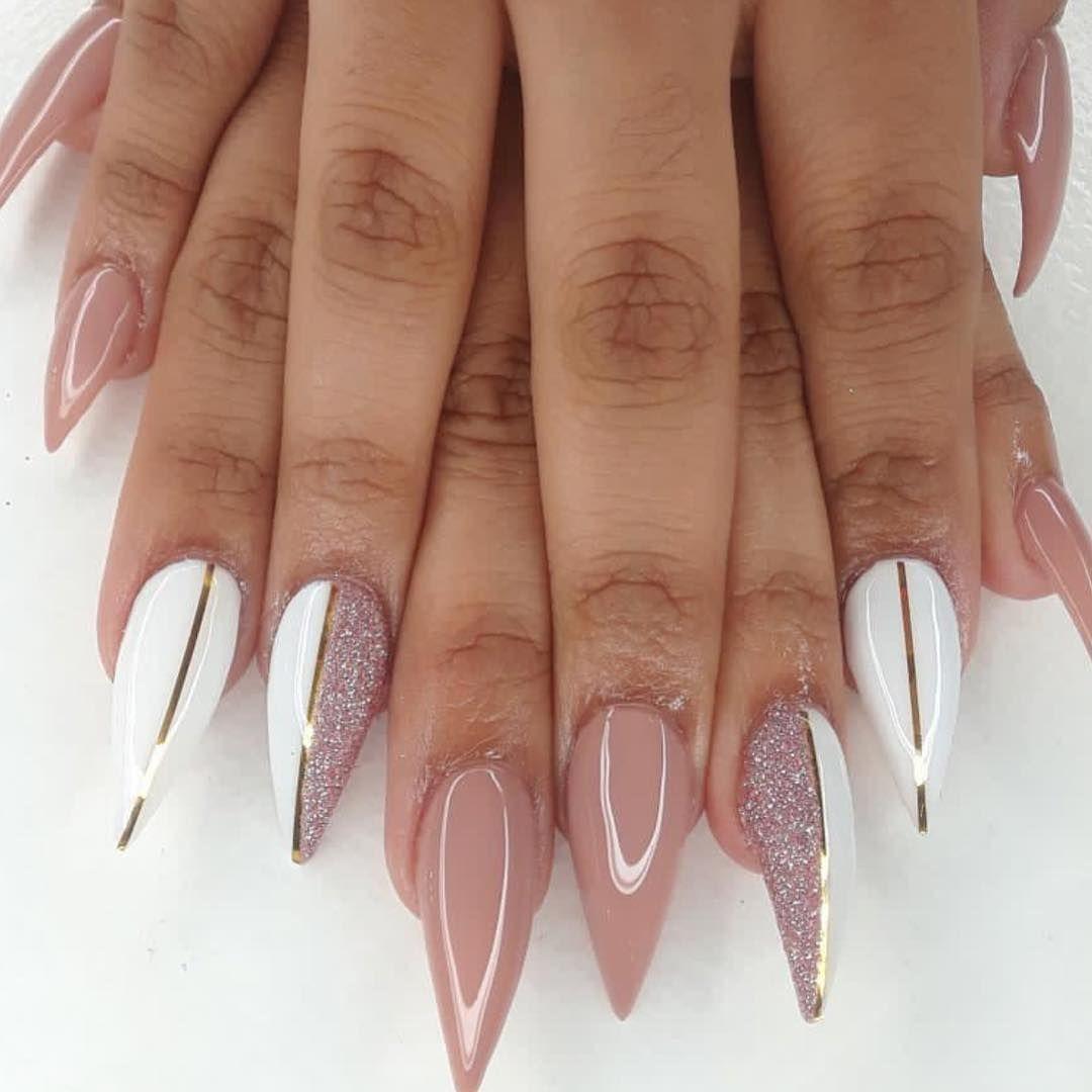 Pin van RainaKai op Nails | Pinterest - Nagel en Gelnagels