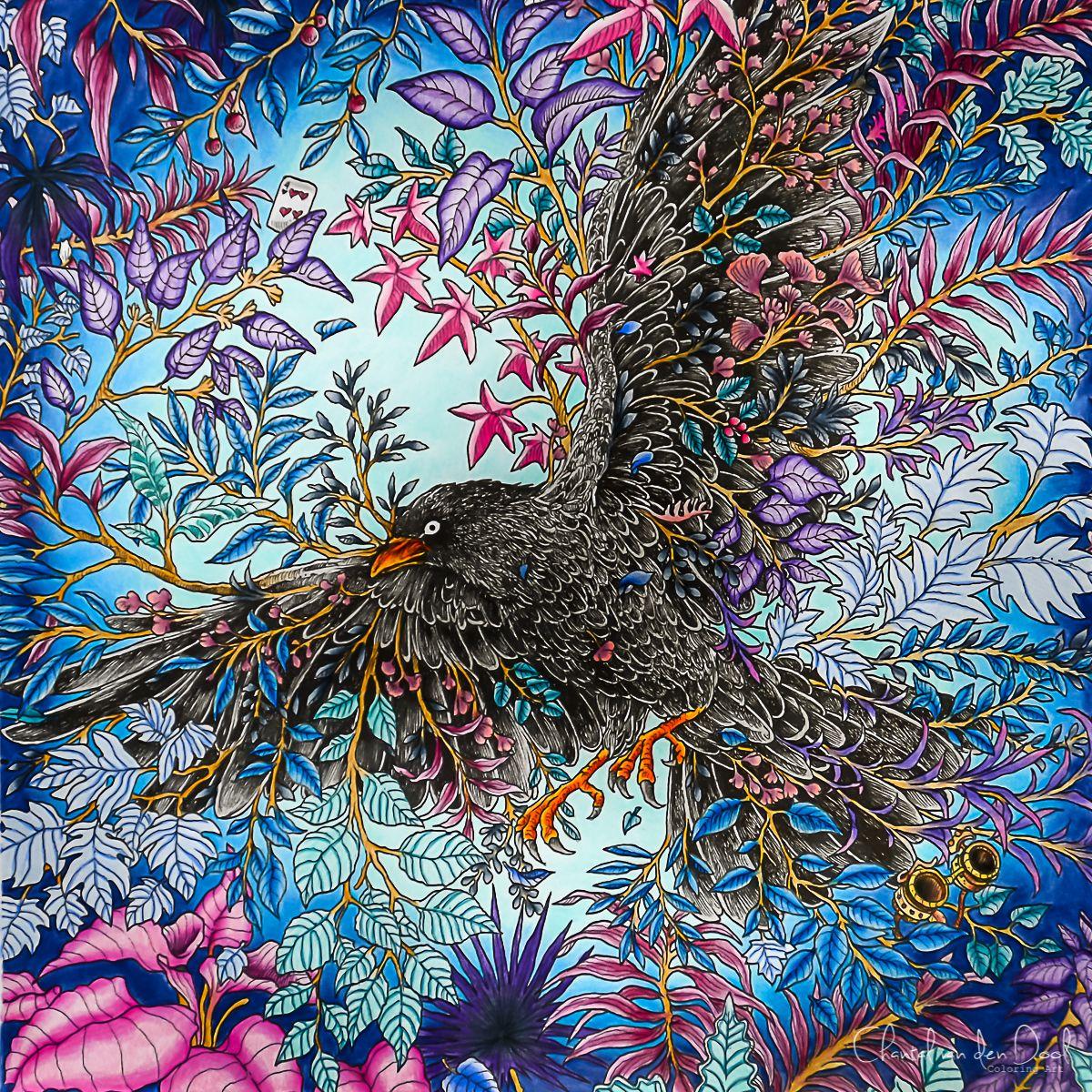 Kerby Rosanes Fantomorphia   Coloring book art, Color ...