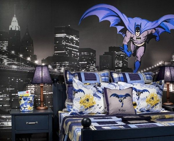 superhero bedroom ideas | batman room, batman and room