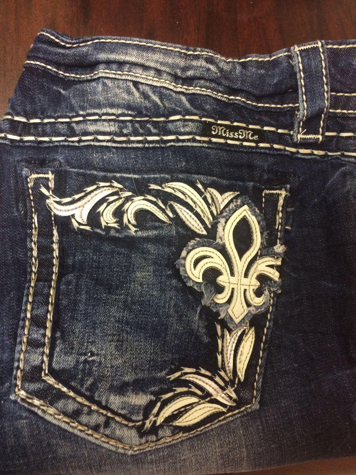 Women's Miss Me Jeans 33