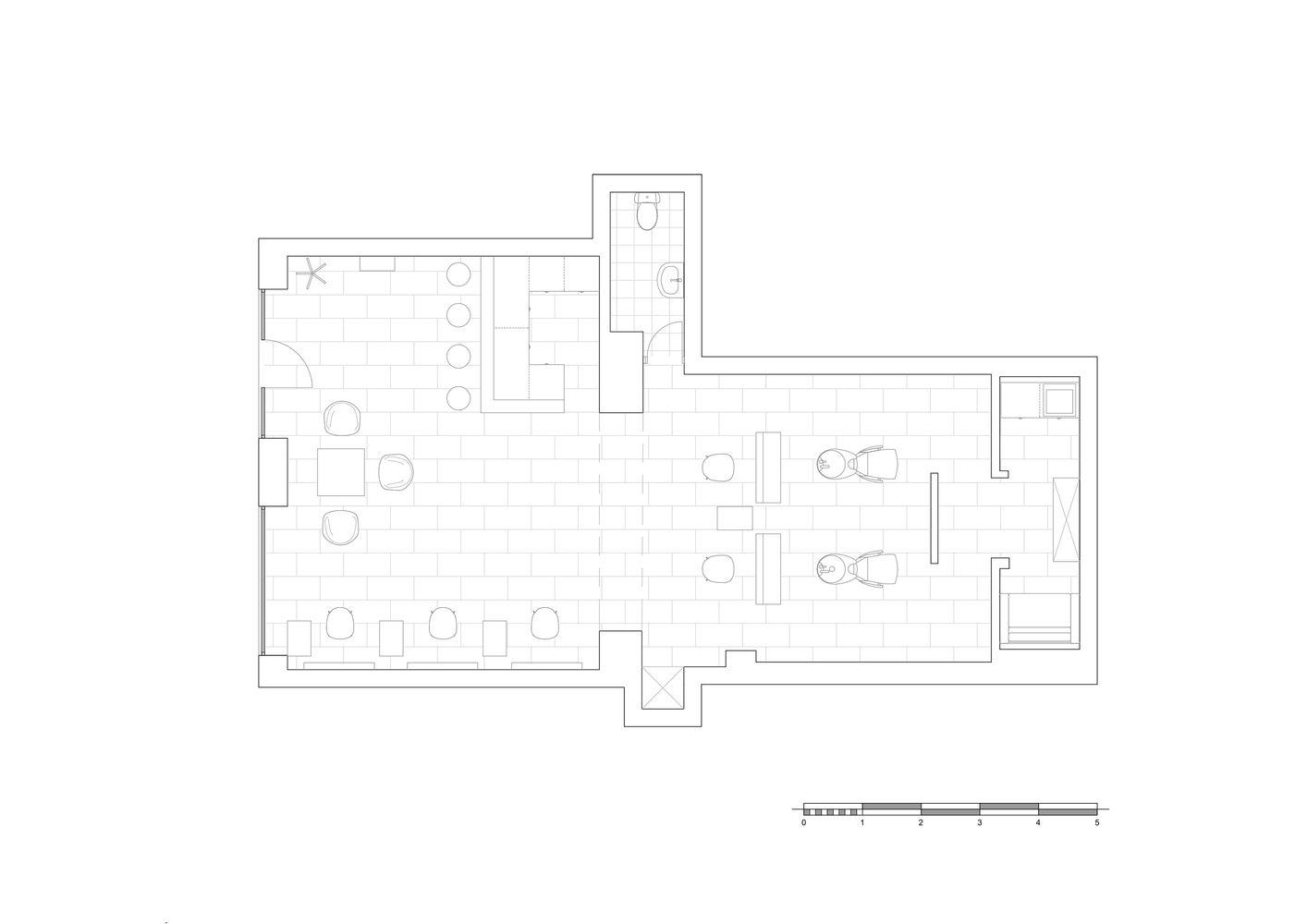 Galería de OD Blow Dry Bar / SNKH Architectural Studio - 18