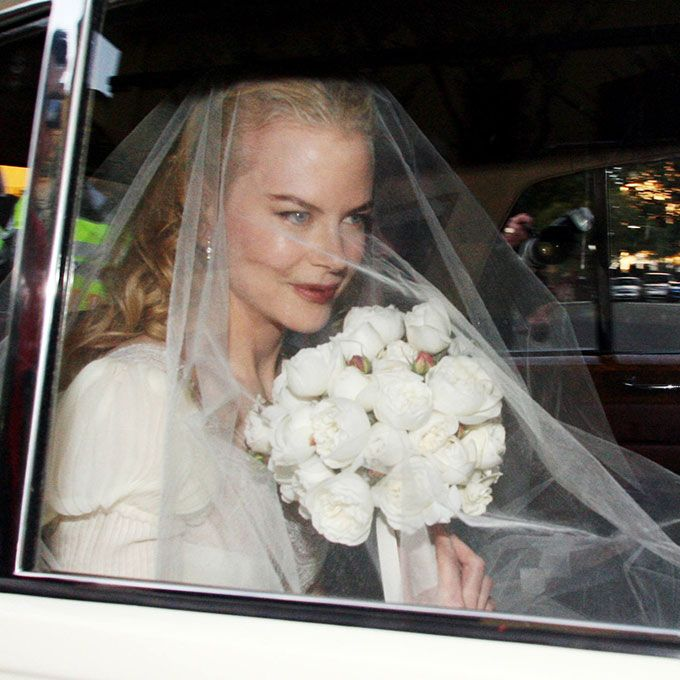 The Most Beautiful Celebrity Brides Of All Time