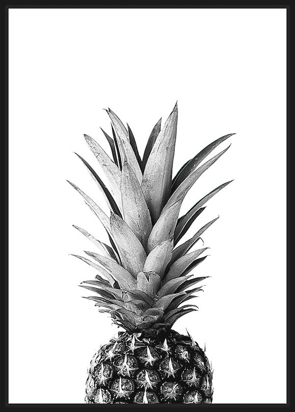 Canvas Wall Decor - Pineapple. 55\