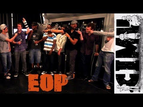 Eop Is Horn Centered With Elements Of Soul Hip Hop Funk Jazz And Rock This Collective Is Not About One Specific Genre As It Is About Experimenting With