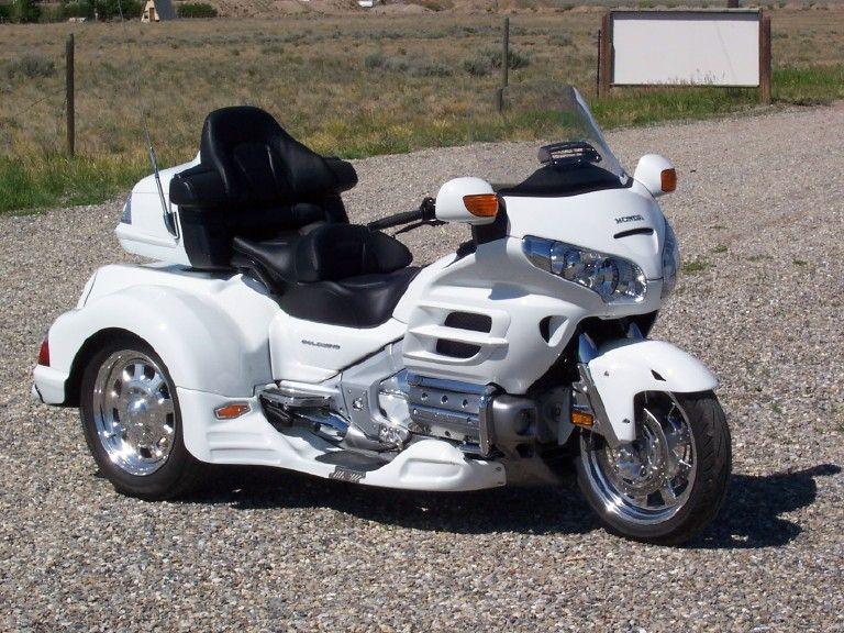 Honda Trike Motorcycle Trike Motorcycle Goldwing Trike Riding Motorcycle