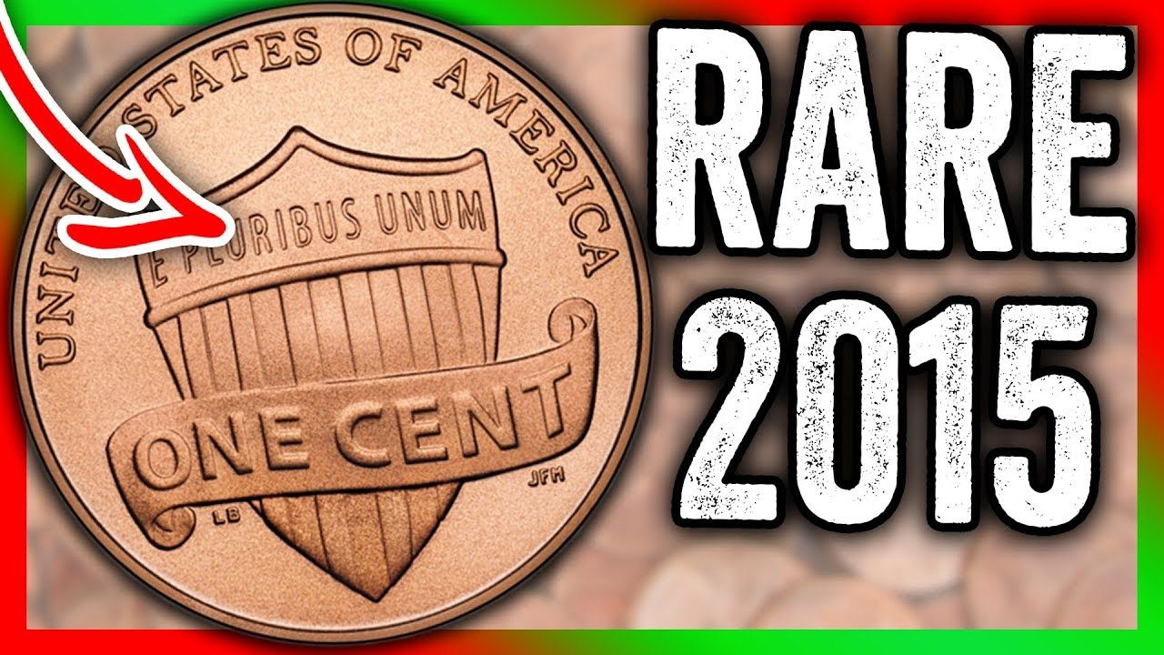 2015 PENNY ERROR COINS TO LOOK FOR IN POCKET CHANGE