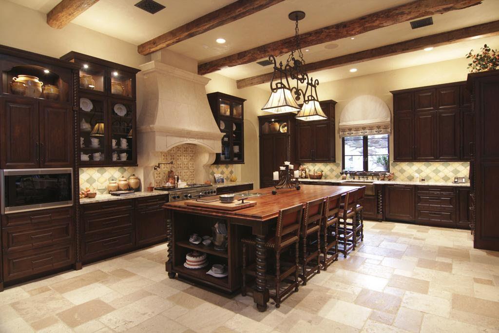 Best Opulent Mediterranean Style Mansion In Texas 640 x 480