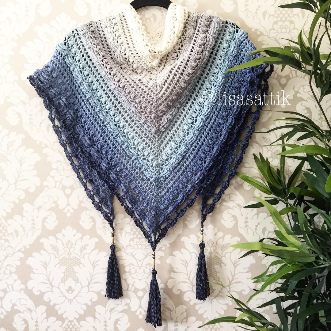 Search revelry for lost in time shawl | Crochet - Prayer Shawls ...