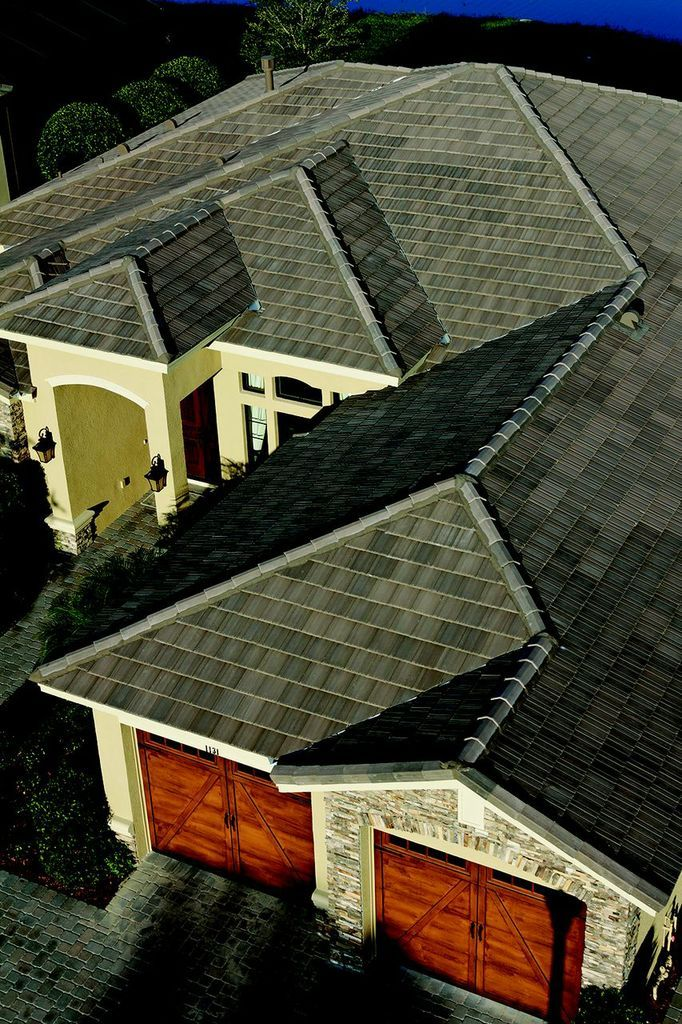Did You Know That A Tile Roof Is One Of The Longest Lasting Roofing Products That You Can Buy When Installed Properly It Could Ou Roofing Roof Concrete Tiles