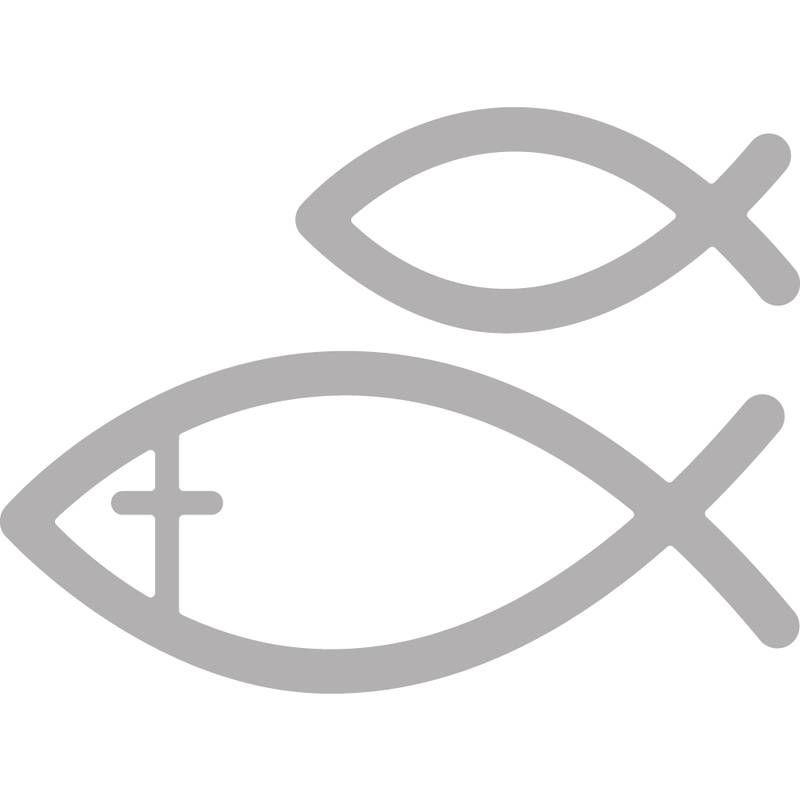 malvorlage fisch taufe  aglhk