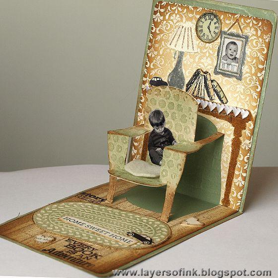 Resultado de imagen de plantilla silla pop-up