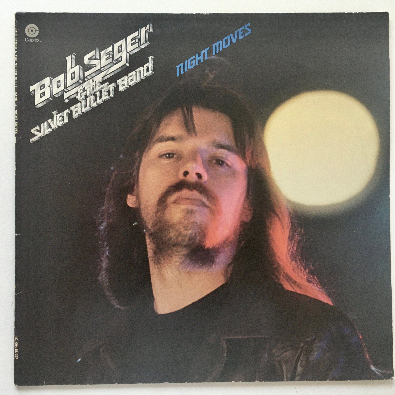 Bob Seger The Silver Bullet Band Night Moves Lp Vinyl In 2020 Bob Seger Night Moves Music