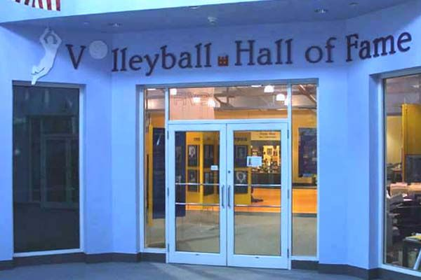 The Volleyball Hall Of Fame Hall Of Fame Holyoke Holyoke Massachusetts