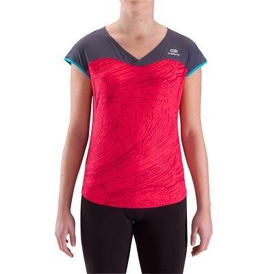 78ef2661 www.decathlon.es camiseta-de-manga-corta-de-running-mujer-kalenji-eliofeel- rosa-id_8296434.html
