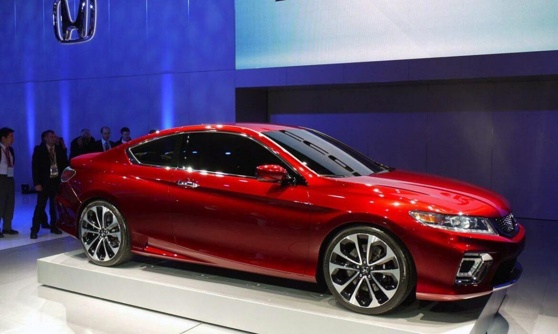 2020 Honda Accord Coupe Spirior Concept and Review