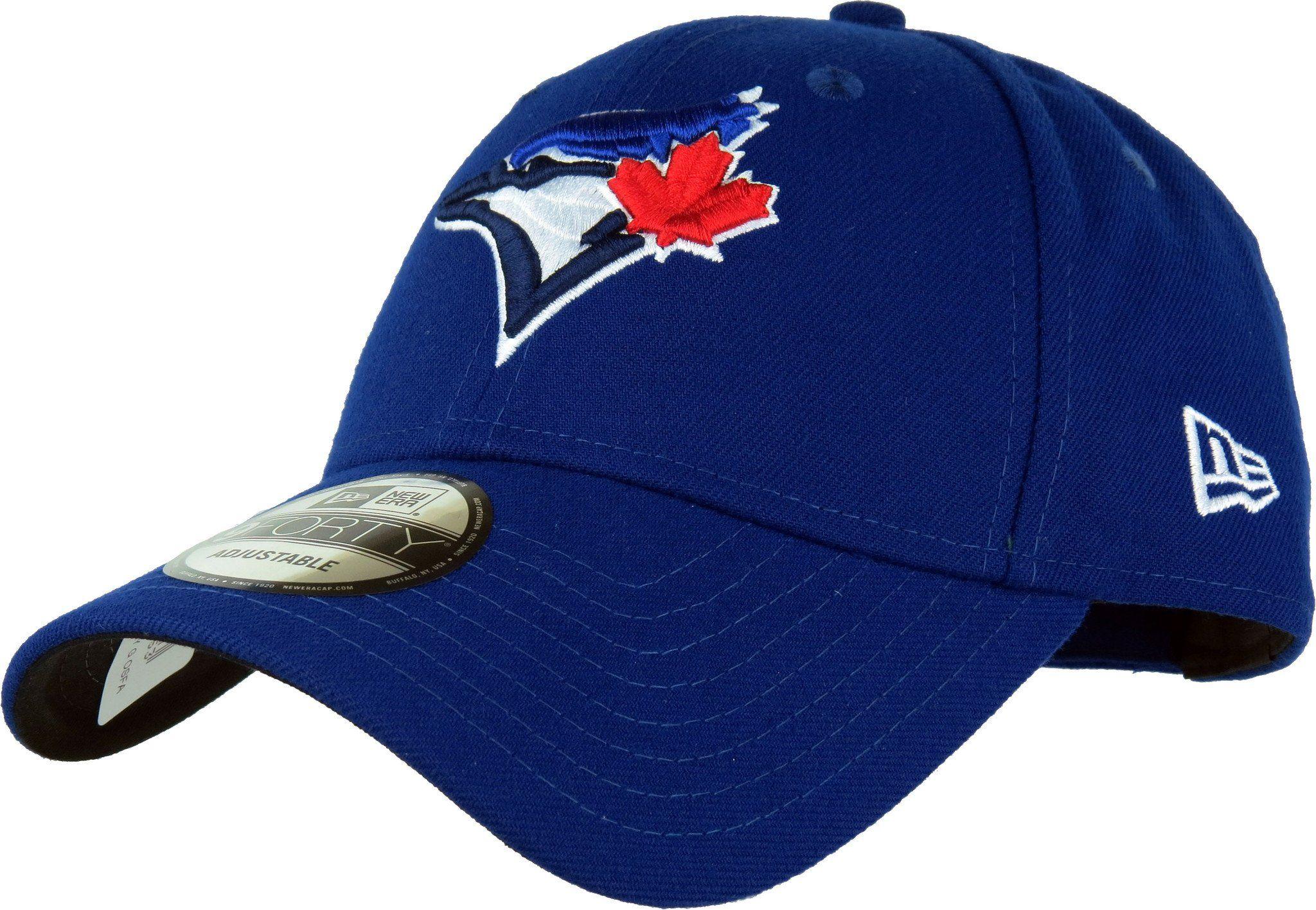 45a6a6d5476 Toronto Blue Jays New Era 940 The League Pinch Hitter Baseball Cap –  lovemycap