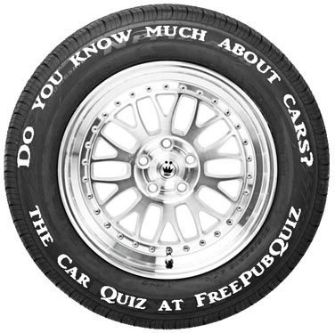 CAR QUIZ - free and fun trivia about cars  | Quizzes and