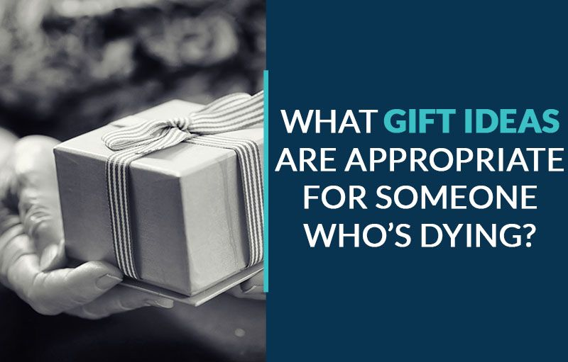 What gifts for cancer patients in hospice that are terminally ill? Here are recommendations from Omni Care Hospice.