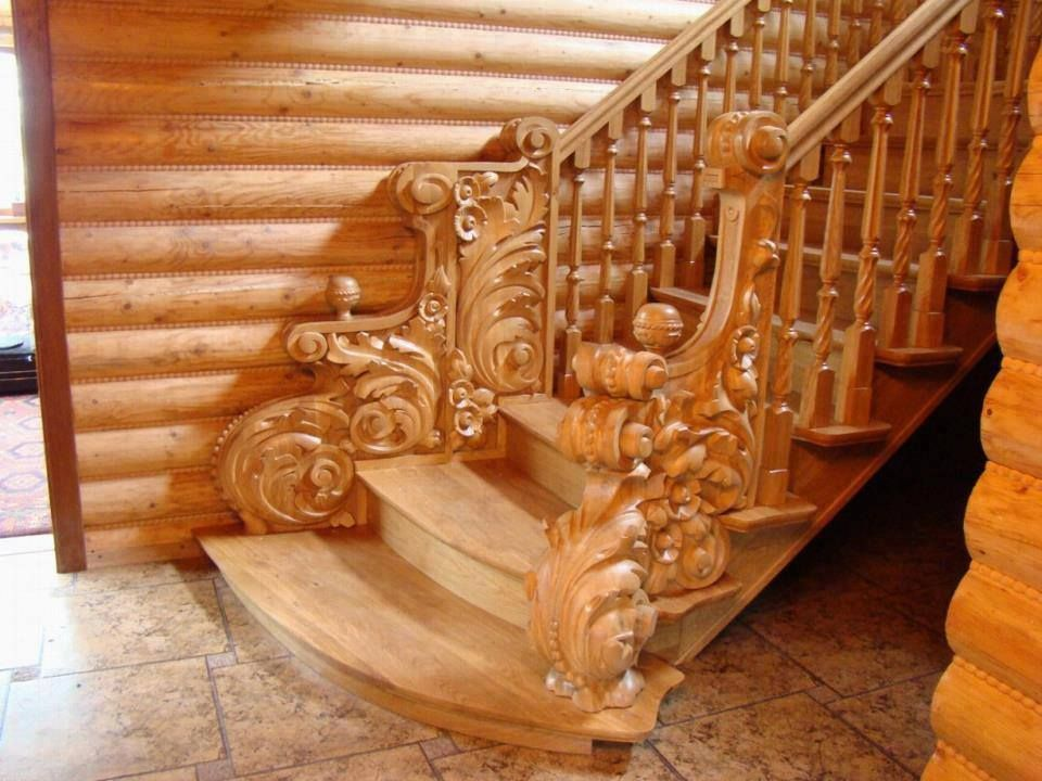 Best Prachtige Trap Wood Railings For Stairs Wood Stairs 400 x 300