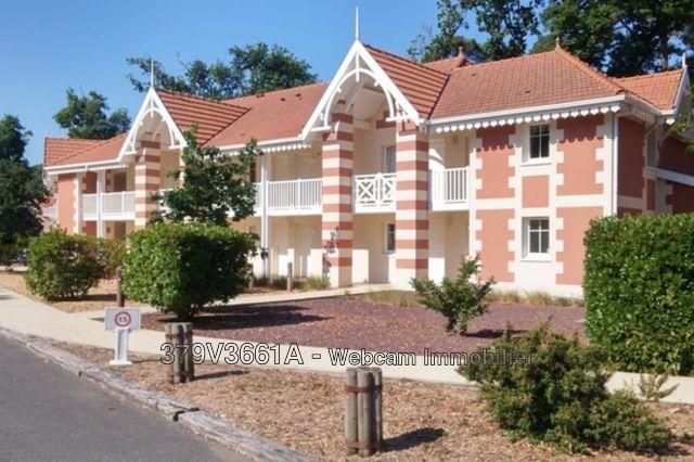 INVESTIR A SOULAC/ MER A la pointe du Médoc, dans une résidence - residence vacances arcachon avec piscine