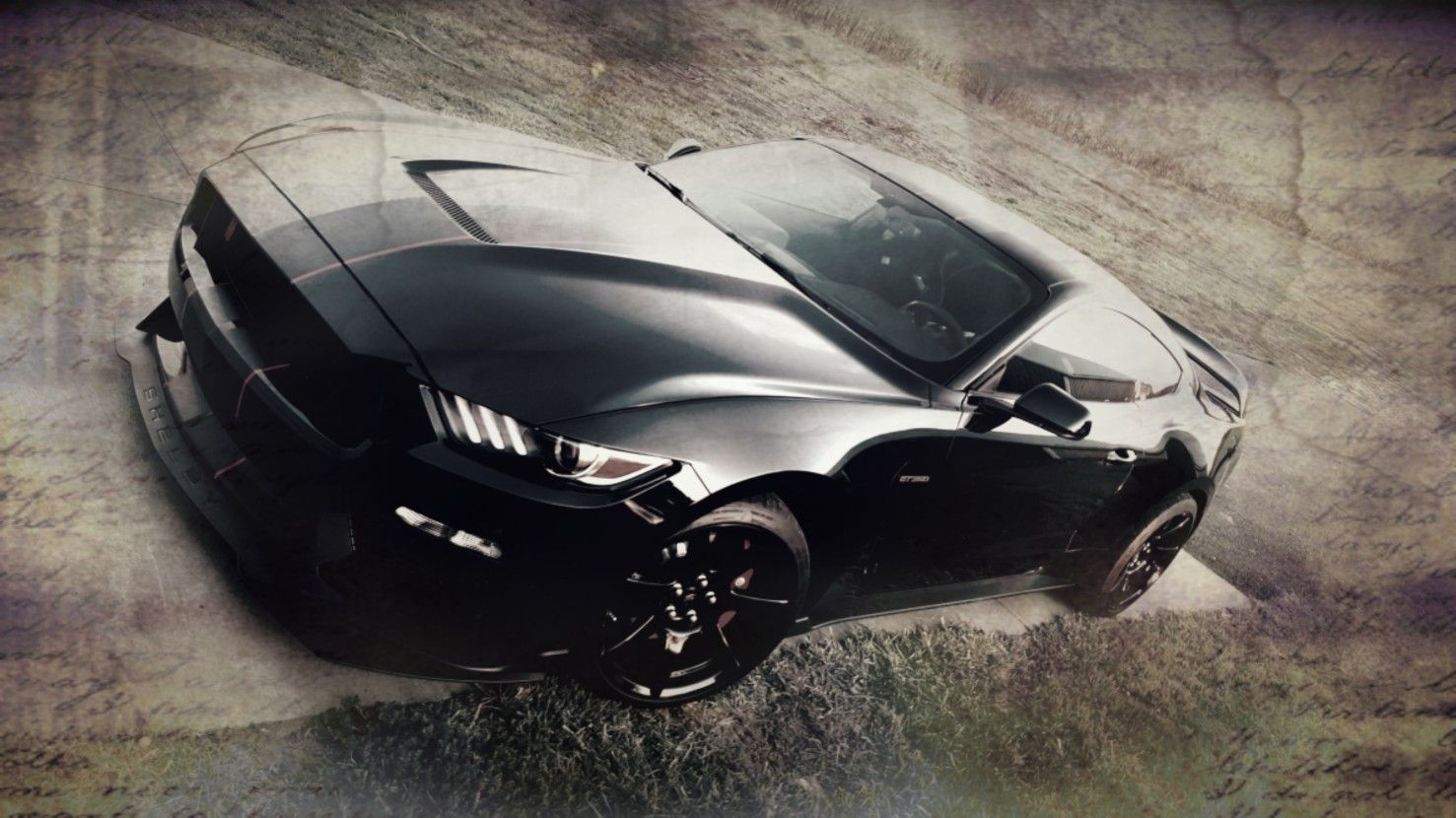 2016 Ford Mustang Shleby GT-350R. This is the baddest car ever ...
