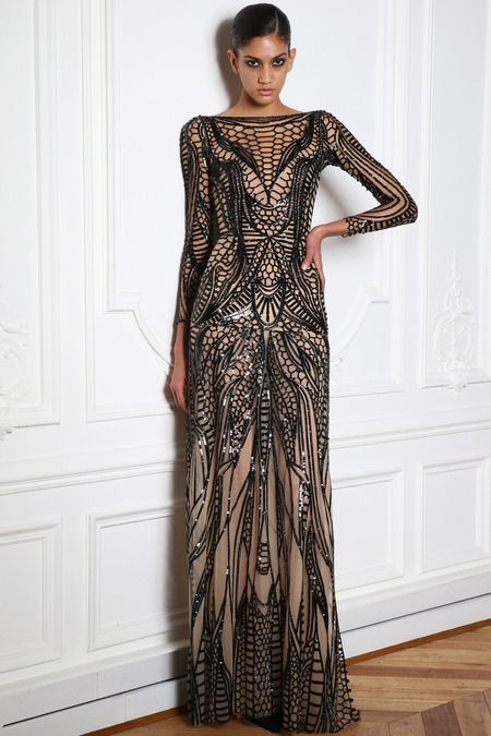 c8ed0fa32fe47c Zuhair Murad- Fall/2014 Ready-To-Wear Paris