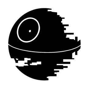 C3po Vinyl Decal Google Search Star Wars Silhouette Star Wars Stencil Star Wars Art