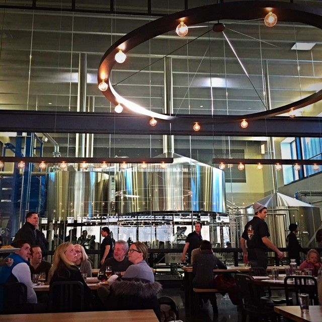 Surly Brewing Company in Minneapolis, MN surlybrewing.com /// TAP ...