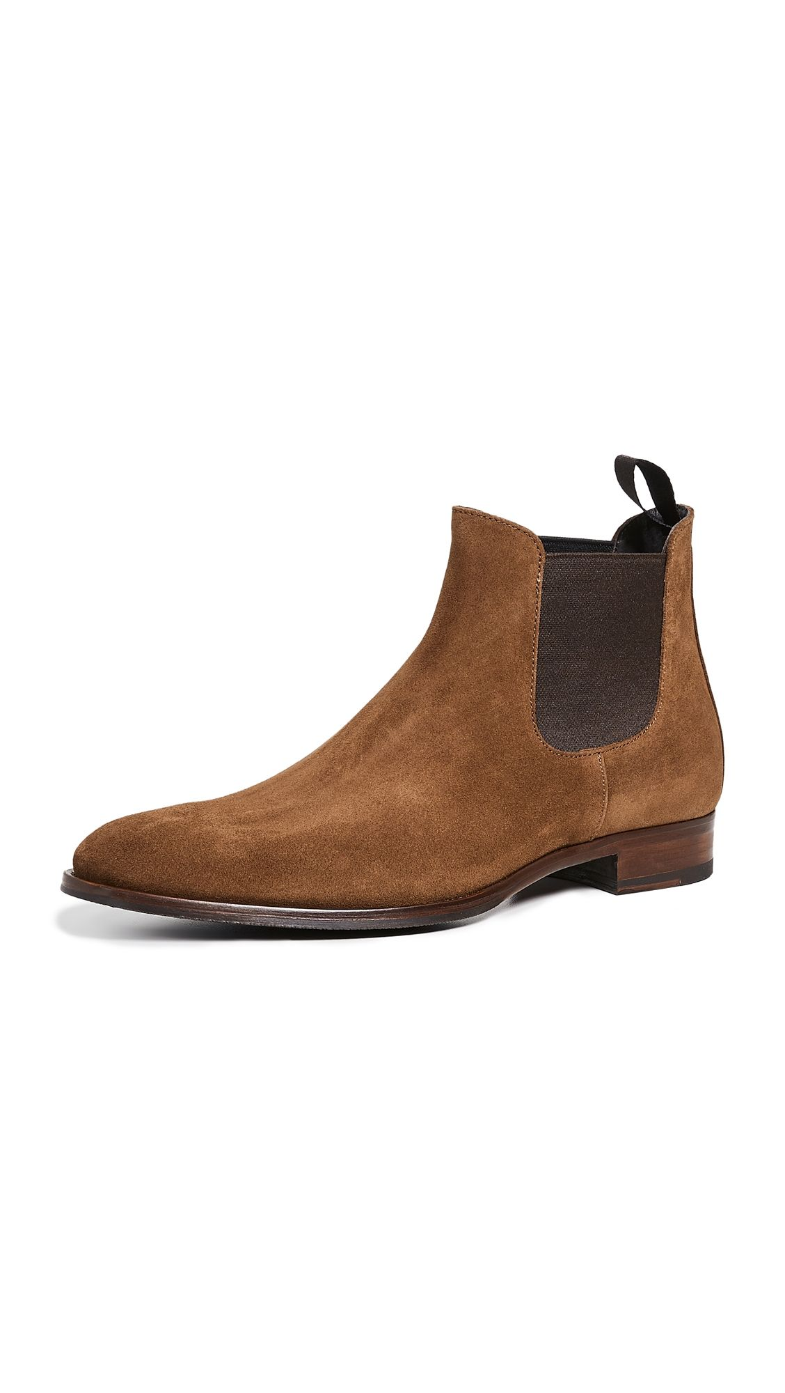 TO BOOT NEW YORK SHELBY SUEDE CHELSEA BOOTS  tobootnewyork shoes is part of Chelsea boots -