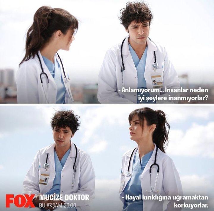Mucize Doktor Doktorlar Unluler Hayat
