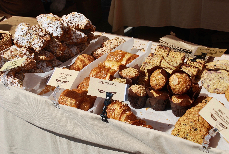 Denver farmers market pastries farmers market food