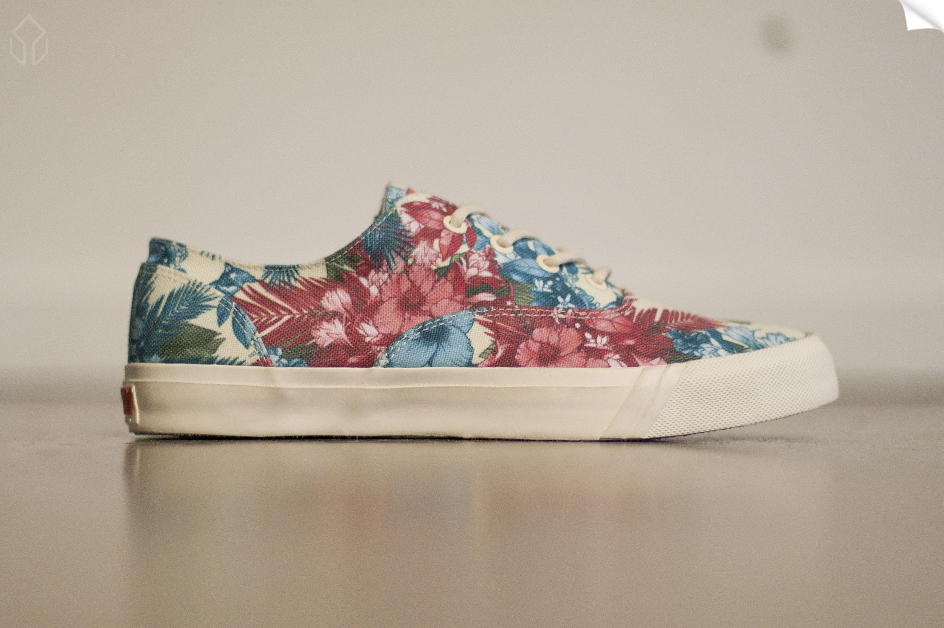 PRO Keds play floral