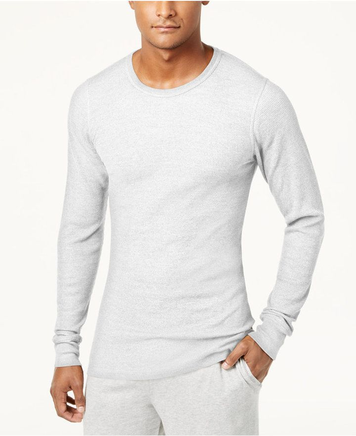 fb196d7b Men's Thermal Shirt, Created for Macy's   Products   Thermal shirt ...
