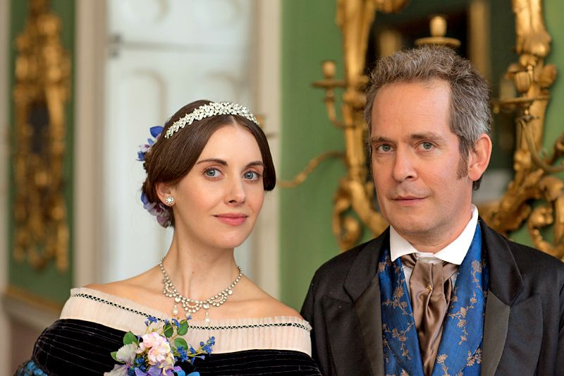 Downton Abbey Creator Julian Fellowes S New Show Premieres This