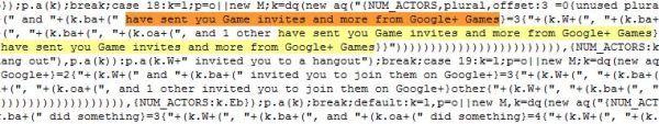 ¿Se viene Google+ Games?