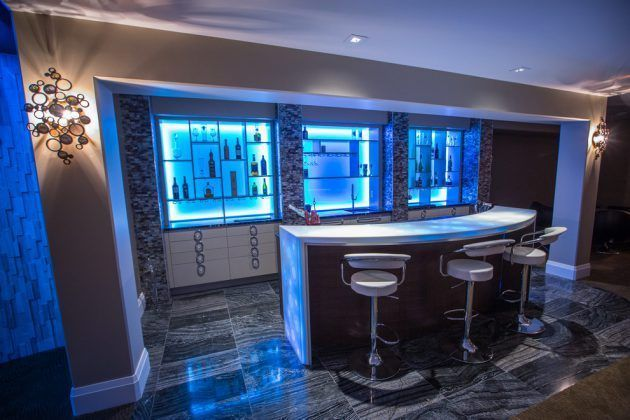 17 Fabulous Modern Home Bar Designs Youll Want To Have In Your Home
