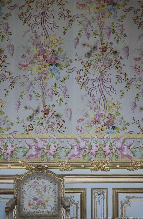 bedchamber in Versailles