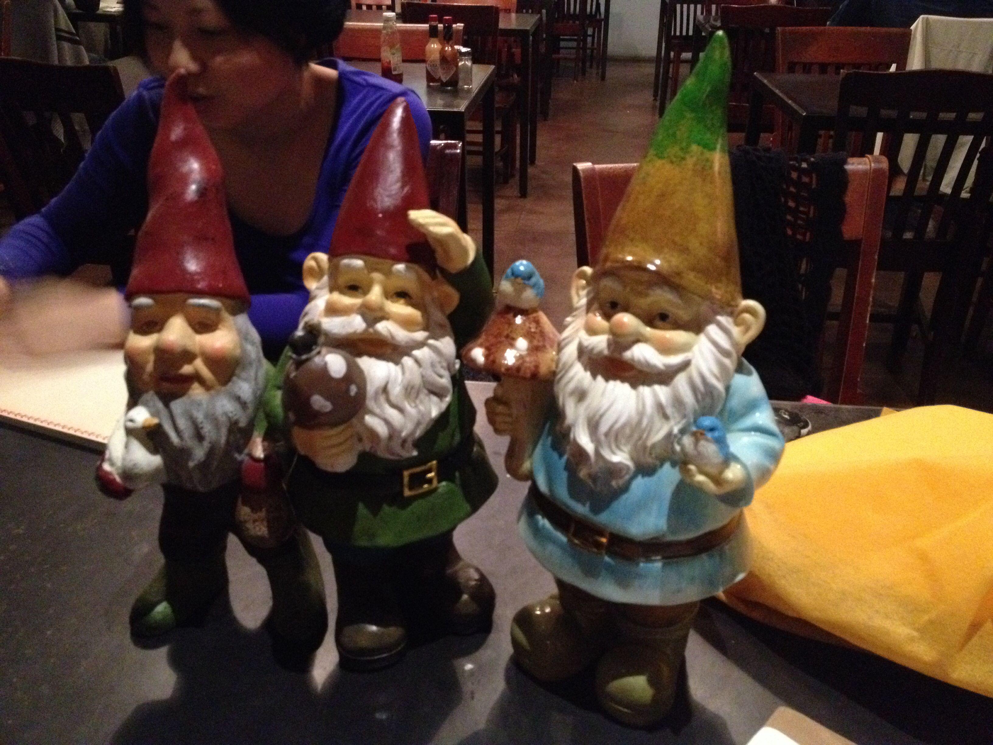 Kanya's gnomes