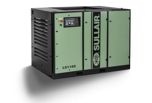 LS90S Compressor, Sullair LS9010S