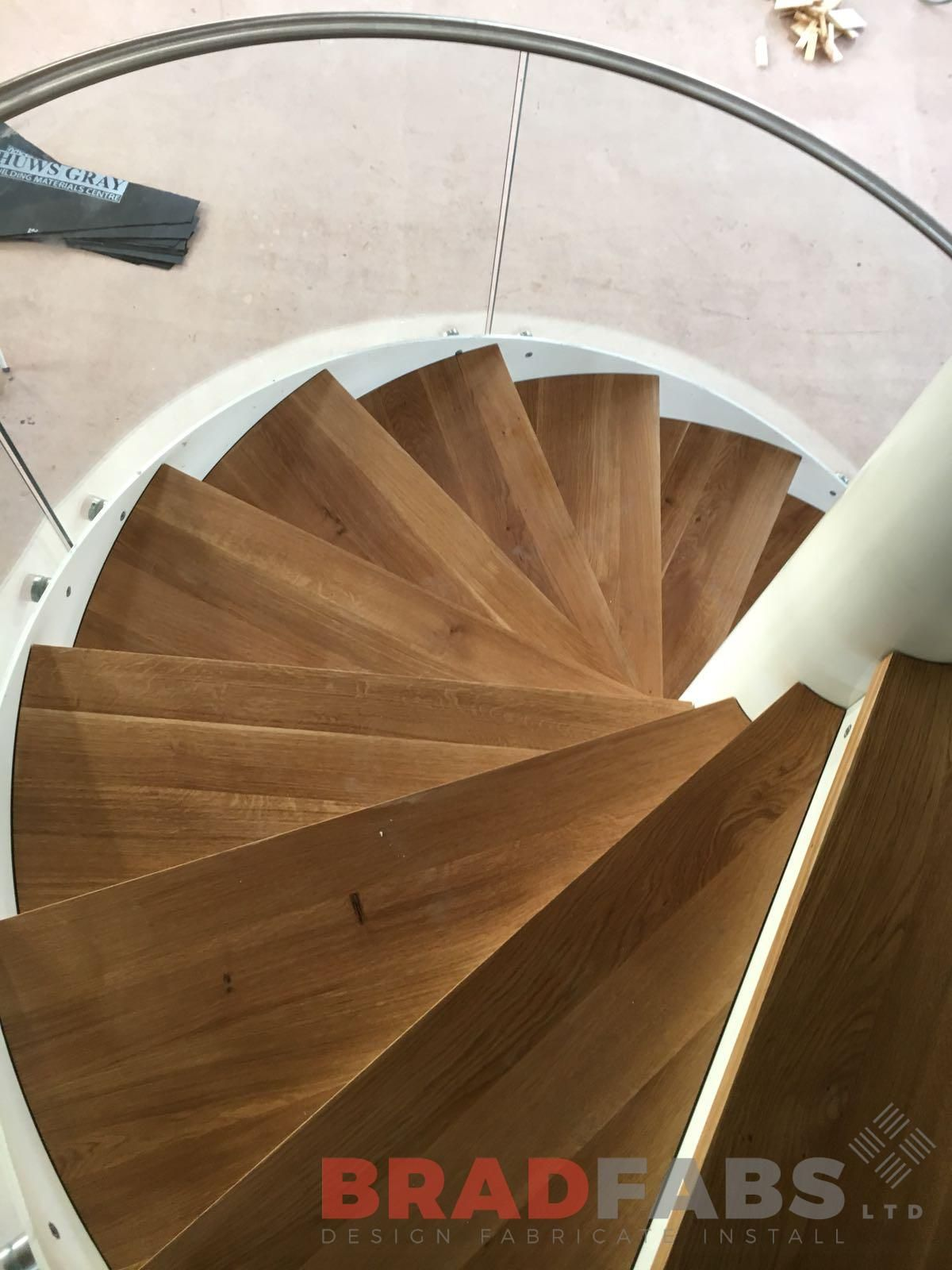 Best Absolutely Stunning Bespoke Spiral Staircase We Designed 400 x 300