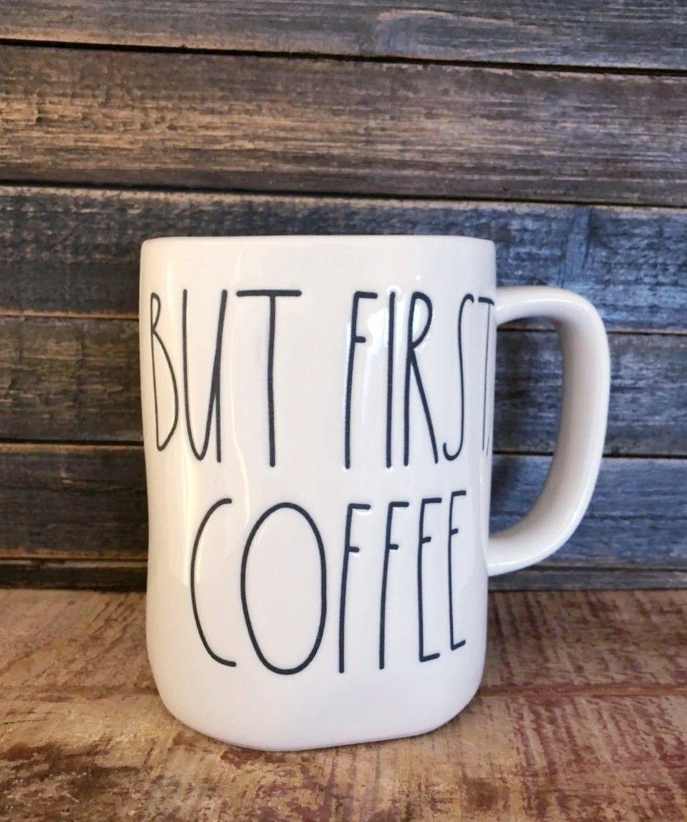 Love This New But First Coffee Mug Raedunn Cute Coffee Mugs