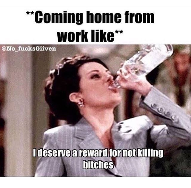 Everyday My Attitude Work Memes Work Humor Funny Memes