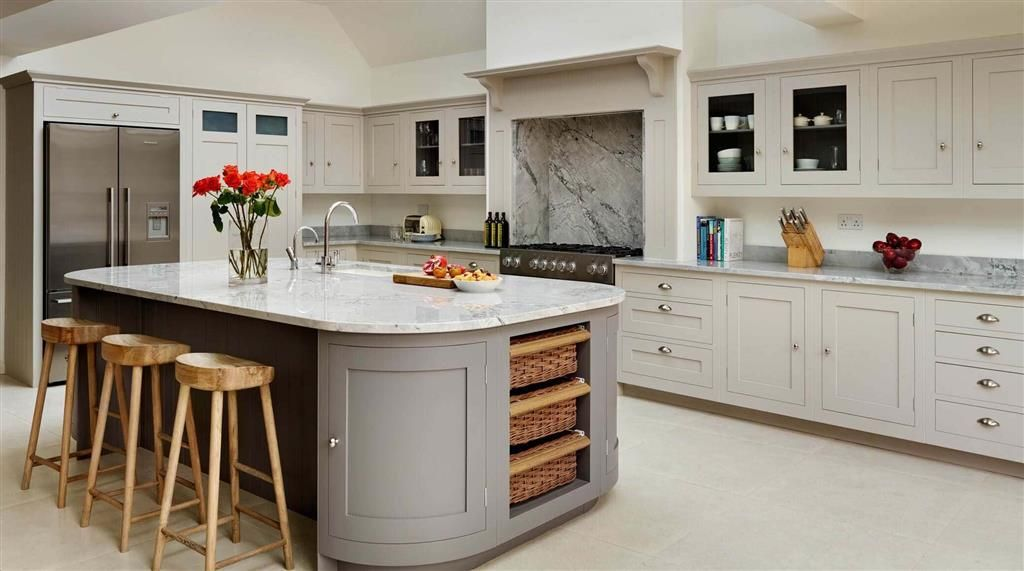 The Advantages Of Choosing A Bespoke Kitchen Design Kitchen Mesmerizing Bespoke Kitchen Design