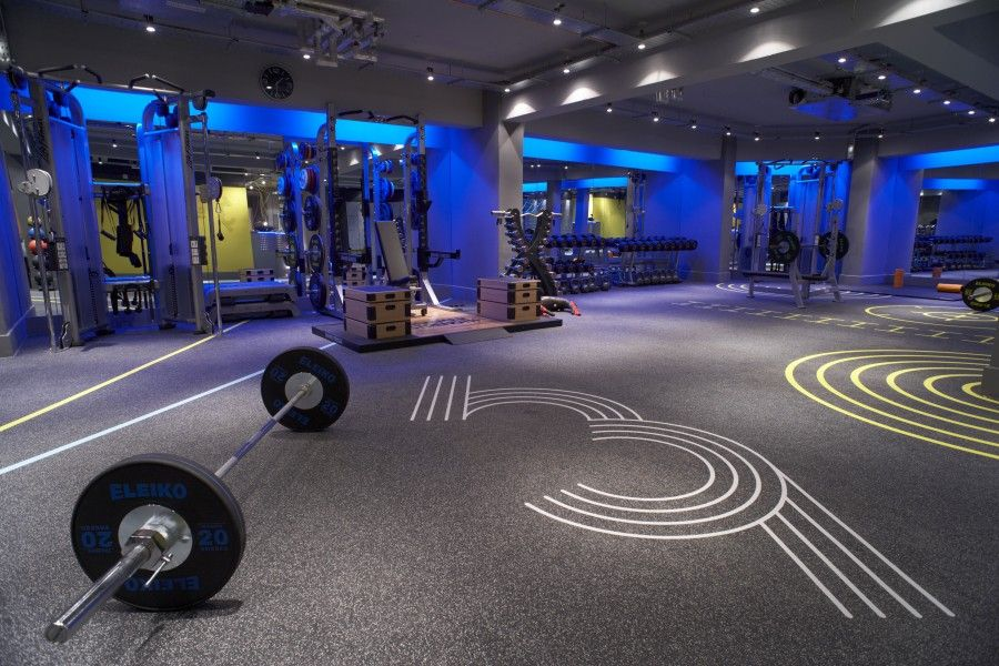 Gyms in london the best personal trainer gyms gym