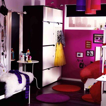 chambre ado graphique | Deco | Pinterest | Ado, Chambre ado et ...